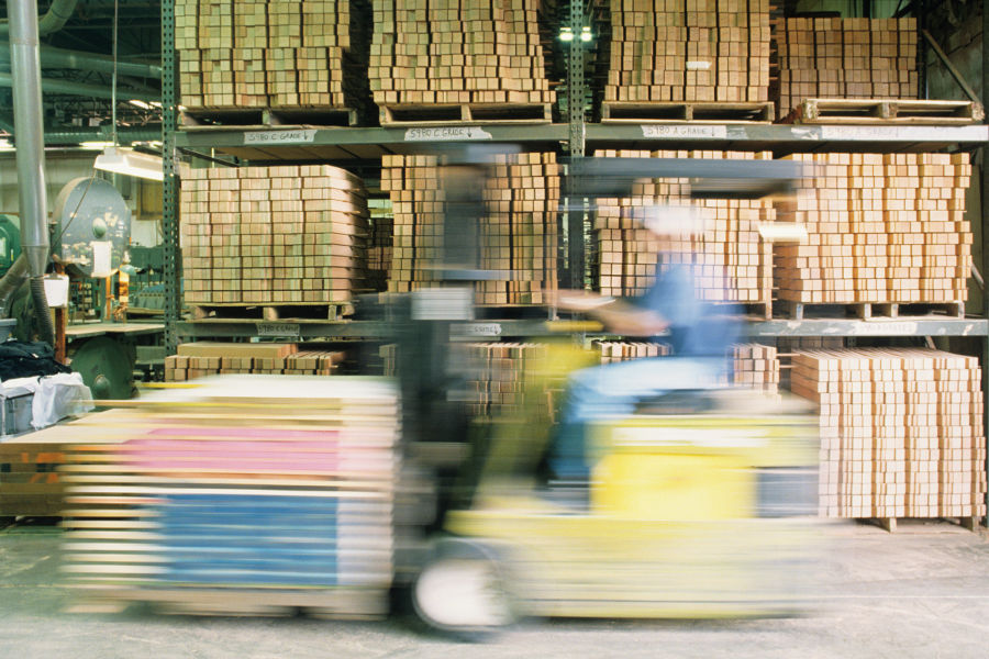 Warehouse Relocations and Installations