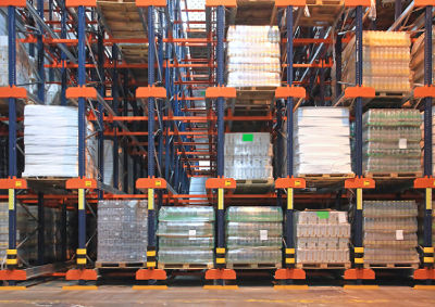 warehouse Installations and relocations
